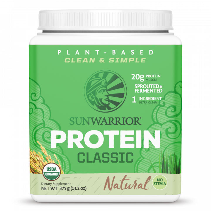 Classic Protein 375 G - Sunwarrior