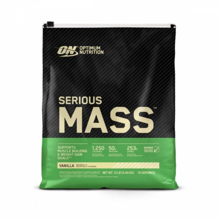 Serious Mass 12 Lb - Optimum Nutrition