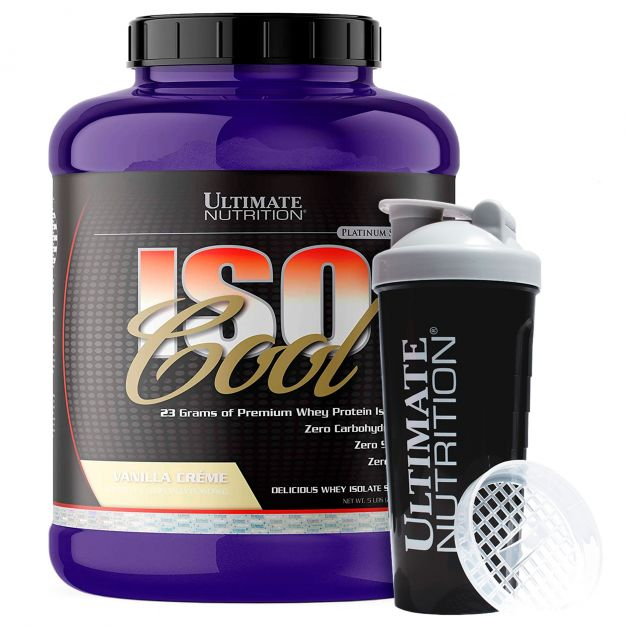Iso Cool 5 Lb + Shaker - Ultimate Nutrition