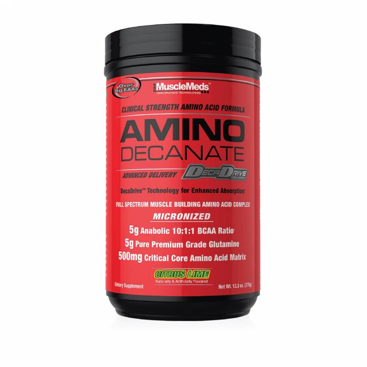 Amino Decanate 360 G Citrus Lime - Musclemeds