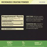Creatine 100% 1200 G - Optimum Nutrition