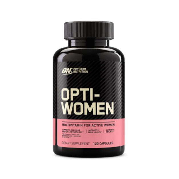 Opti-Women 120 Caps - Optimum Nutrition