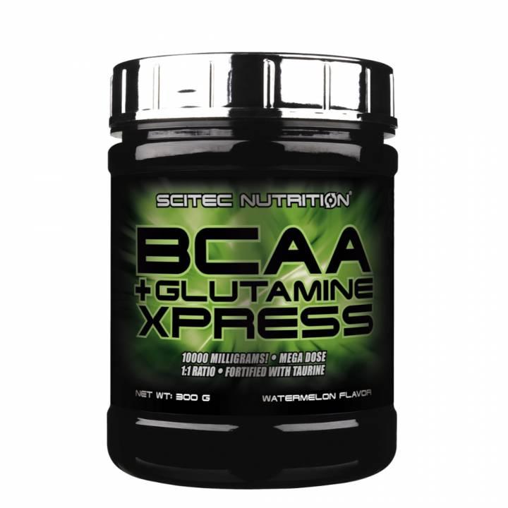 BCAA + Glutamine Xpress 300G Watermelon - SCITEC