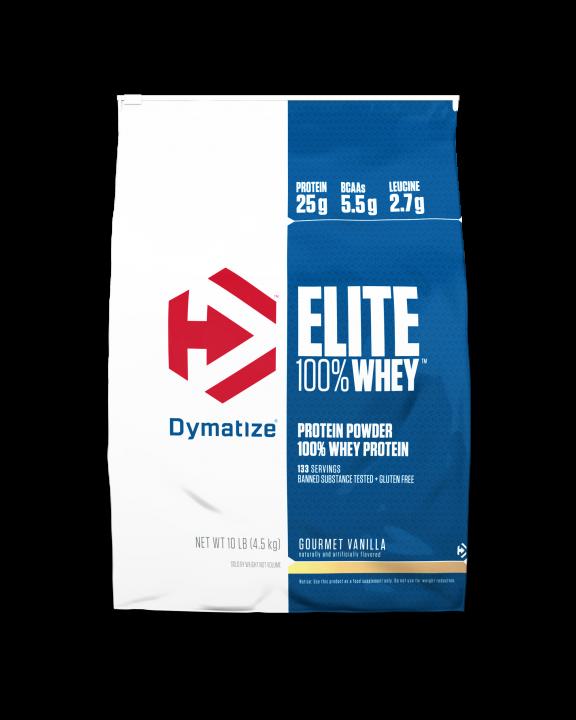 Elite Whey 10 Lb - Dymatize