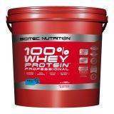 100% Whey Protein Professional 5000G - SCITEC